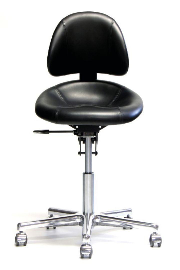 Perfect saddelstol fra Support stole