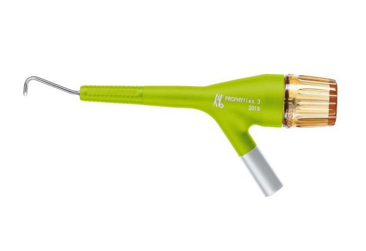 Pulverpolerer til tandrensning og depuration